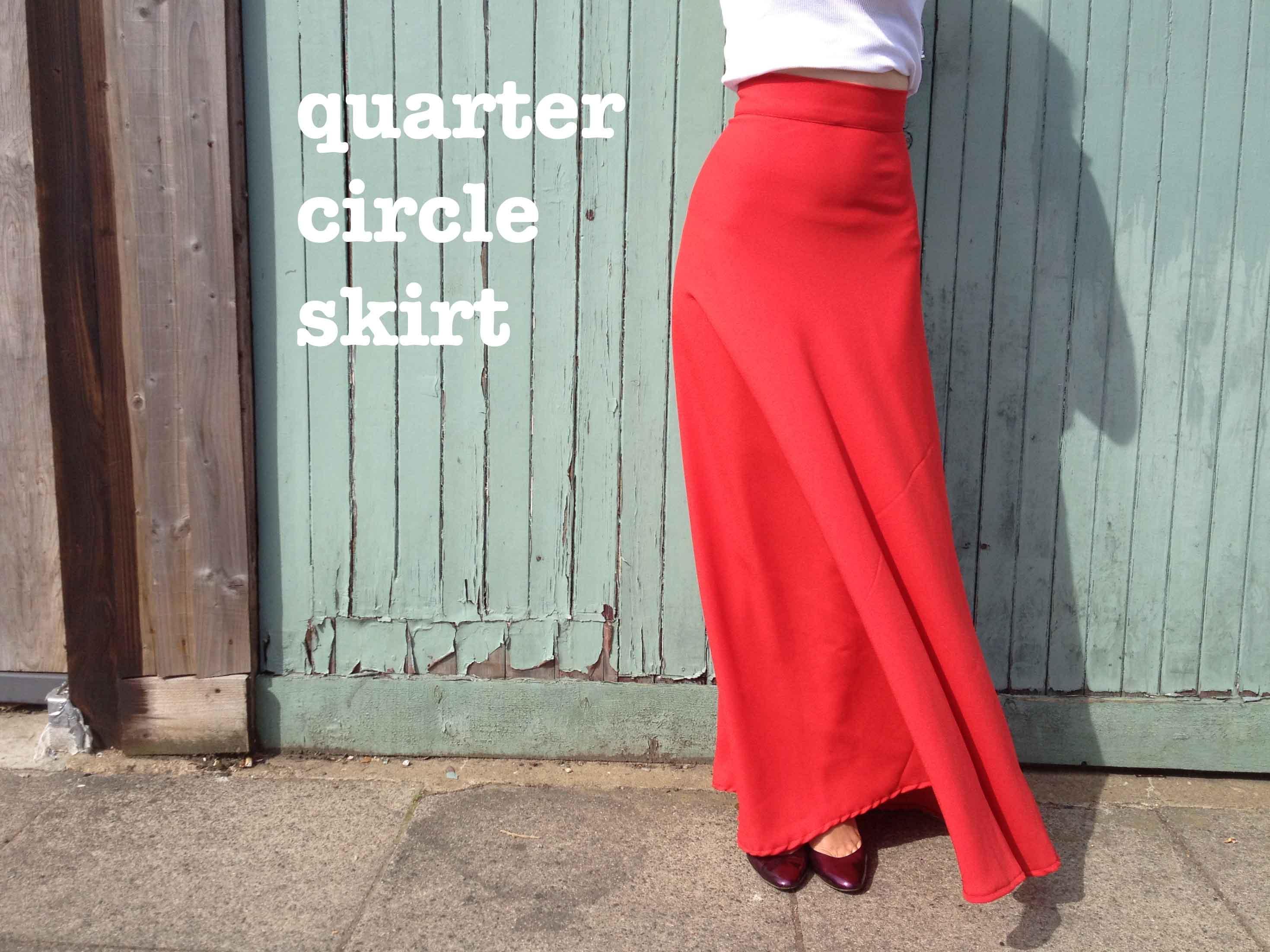 78e68d2b627a Circle skirt maths – explained!   By Hand London